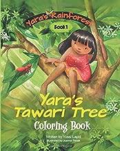 Yara's Tawari Tree: Coloring book