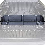Red Hound Auto Truck Bed Storage Cargo Container Compatible with Toyota Tacoma 2016-2021 Transport Box Organizer with Secure Attachment System for Groceries, Tools, Golf Clubs and More