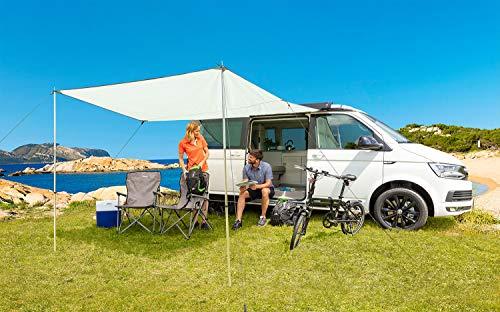 BERGER Vela UV Tarp Sonnenschutz Sonnendach Wassersäule 3000 mm Zelt Camping Sonnensegel