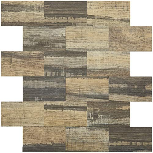 DICOFUN Subway Tile Peel and Stick Backsplash