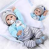 NPKDOLLS Reborn Baby Doll Soft...
