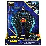 Bizak- DC Comics Figura Batman 30cm, alas Extensibles, Multicolor (61927826)