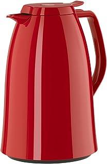 Emsa 517011 Mambo termos QT, 1,5 l, wysoki połysk, czerwony