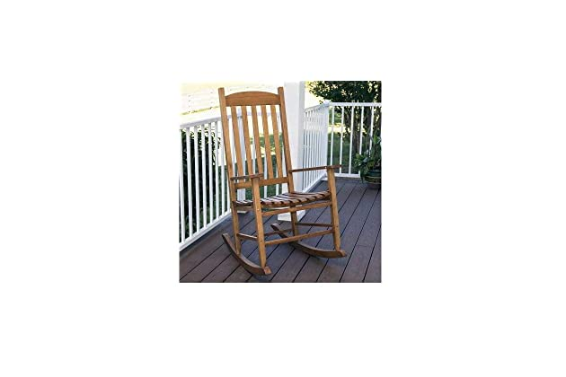 Tremendous Best Black Wooden Rocking Chairs For Porch Amazon Com Creativecarmelina Interior Chair Design Creativecarmelinacom