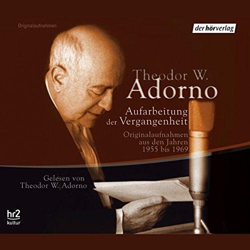 Aufarbeitung der Vergangenheit audiobook cover art