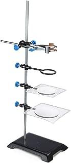 Lab Stand Research Starter Kit Laboratory Grade Metalware Set 24