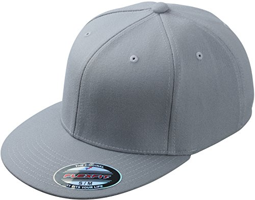 Flexfit® Flatpeak Cap Large / X-Large,Light-Grey [Misc.] Large / X-Large,Light-Grey