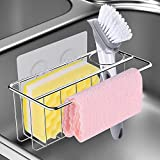 Best Dish Rags - Kitchen Sink Sponge Holder + Dish Rag Holder Review