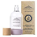 Scent-Organix Perfume | I AM RADIANT | An Evocative Floral Fragrance with Earthy & Woody Notes | Non-Toxic, Vegan, Unisex Natural Perfumes | 1.7fl oz