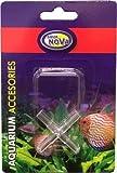 Biotope Aquatics Ltd 1 x Pack de Dos Conectores de 4 vías (Nat-6) – Válvula de Aire para Acuario