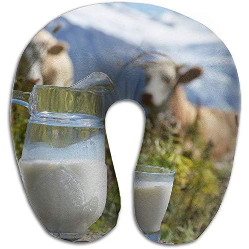 Nekkussen, melk koeien reizen multifunctionele nek kussen voor thuis woonkamer Decor
