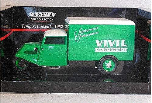 compra limitada MOTOCARRO MOTOCARRO MOTOCARRO TEMPO DREIRAD  VIVIL '52  toma