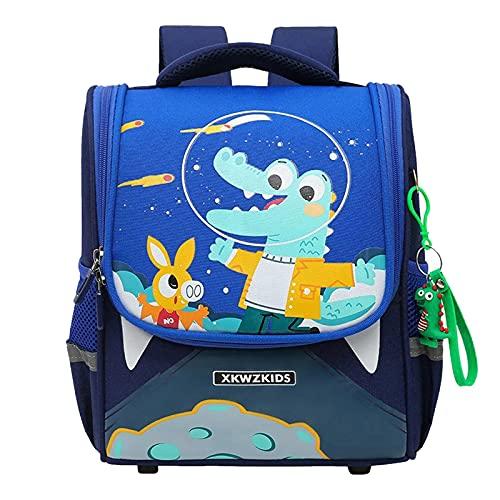 Binggong Zaino Bambina Unisex College Bag per Bambini Borsa Scuola Ragazza Bimba Zainetto Unisex Casual Anime Stampa Backpack Rucksack