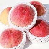 【 旬の厳選産地 】完熟 桃 もも (箱込 約1kg 前後(4~6玉))