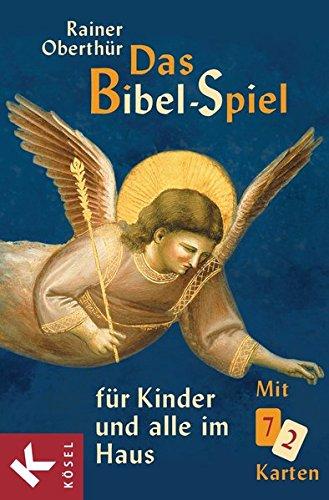 Das Bibel-Spiel für Kinder und alle im Haus: Mit 72 Karten