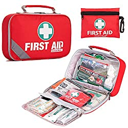 2-in-1 First Aid Kit
