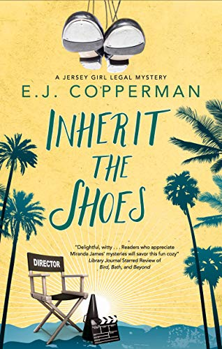 Inherit the Shoes (A Jersey Girl Legal Mystery Book 1)