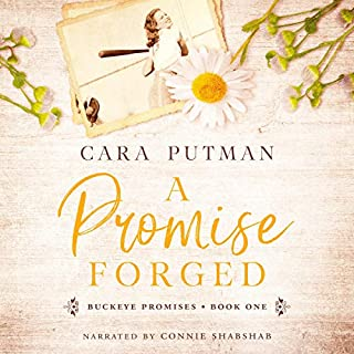 A Promise Forged  audiobook cover art