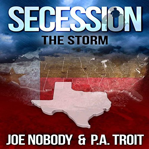 Secession: The Storm audiobook cover art