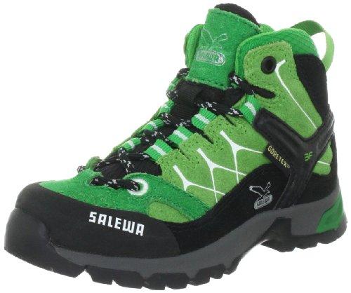 Salewa Jr Alp Trainer Mid GTX Trekking- en wandellaarzen voor kinderen, uniseks