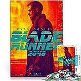 ZKSB Blade Runner 2049 Rompecabezas clásico Juego Mental 1000 Piezas Rompecabezas coleccionables 38x26cm