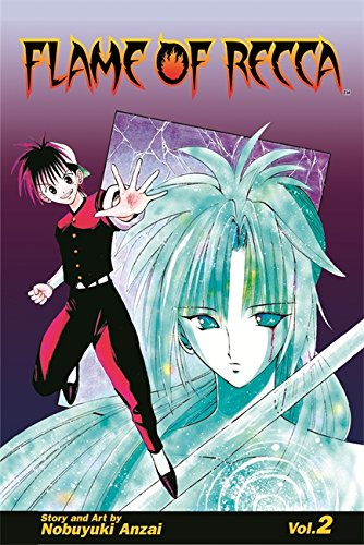 Flame of Recca Volume 2