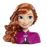 Grandi Giochi FRN41000, Disney Frozen Small Anna Styling Head