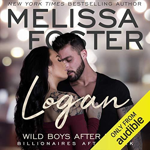 Wild Boys After Dark: Logan audiobook cover art