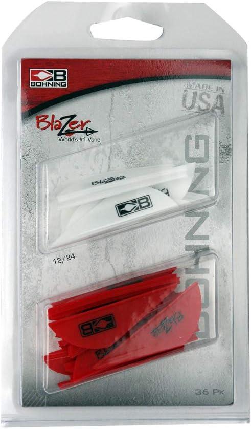 Bohning Blazer Vane Combo 36 Pack