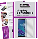 dipos I 2X Schutzfolie klar kompatibel mit Asus ZenFone Max M1 (ZB556KL) Folie Bildschirmschutzfolie