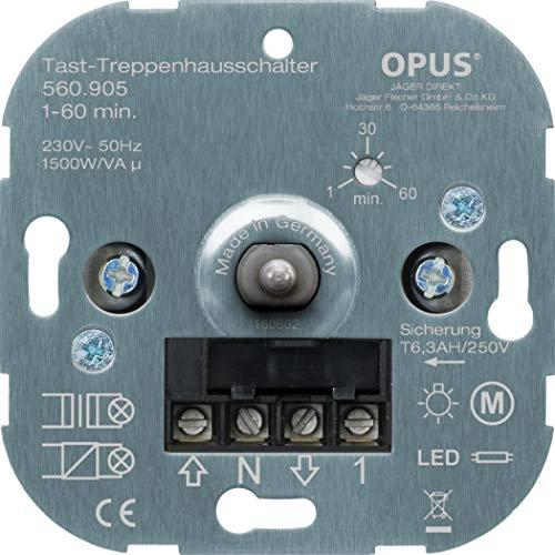 OPUS Tast-Treppenhaus-Schalter