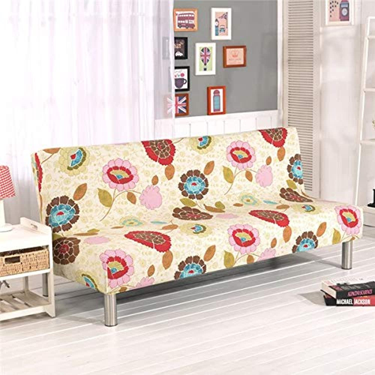 New Drop Shipping Solid color Soft All-Inclusive Fabric Cover Sofa Slipcover Elastic Sofa Cover Couch Cover for 1 2 3 4 Seats   SC01206, Four Seater