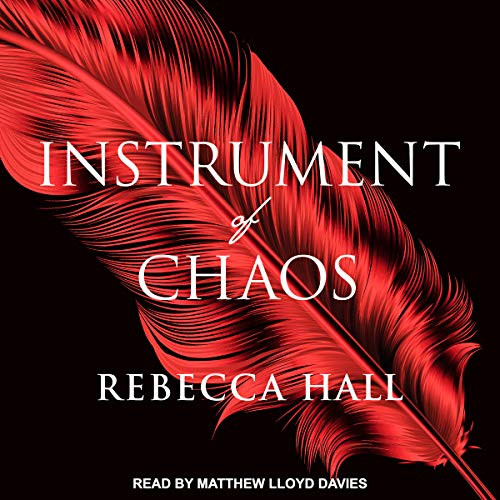 Instrument of Chaos audiobook cover art