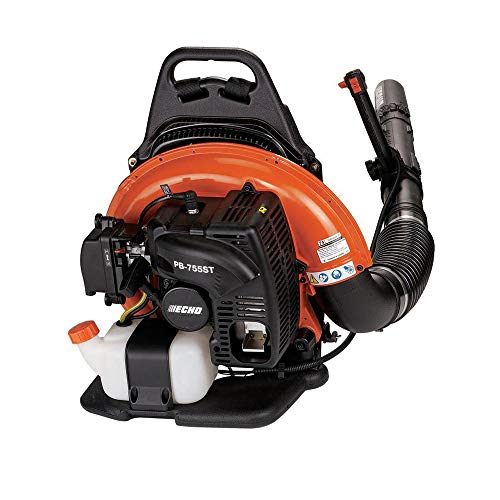 Echo PB-755ST Backpack Blower Best for Homeowners