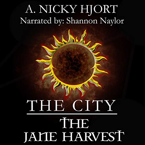 The City: The Jane Harvest audiobook cover art