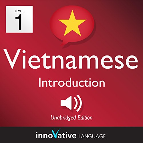 Learn Vietnamese - Level 1: Introduction to Vietnamese audiobook cover art