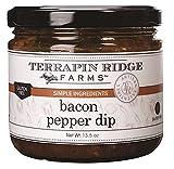 Terrapin Ridge Farms Bacon Pepper Dip – One 13.5 Ounce Jar