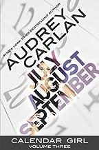 Calendar Girl: Volume Three by Audrey Carlan (2016-01-26)