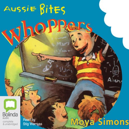 Whoppers: Aussie Bites audiobook cover art