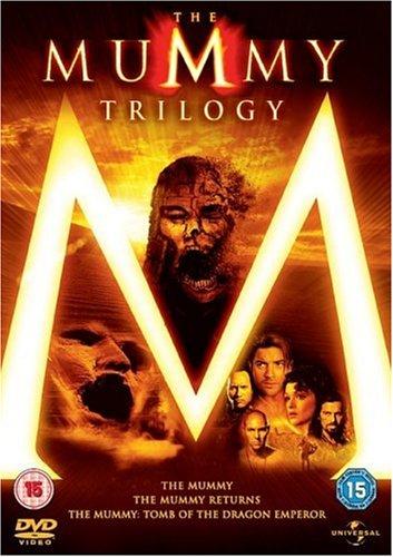 Mummy/the Mummy Returns/the Mu [Reino Unido] [DVD]