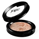 Jolie Marbleized Baked Finishing Powder Bronzer, Highlighter (Matte Bronze)