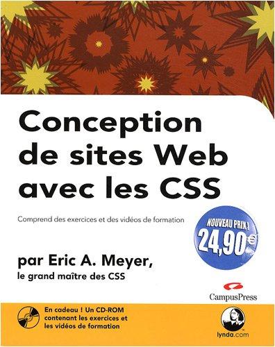 Conception de sites Web avec les CSS...