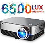 Best Full Hd 1080 Projectors - VIVIMAGE C680 Native 1080p Projector, 6500 Lux Full Review