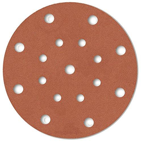 STARCKE 542B/C7K Klett-Schleifscheibe 542B/C7K/F615 Durchmesser 150 mm Korn 60 (50 St)