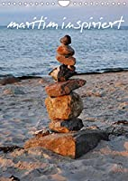 maritim inspiriert / Geburtstagskalender (Wandkalender 2022 DIN A4 hoch): Maritime Ausschnitte mit Zitaten beruehmter Persoenlichkeiten regen zum Nachdenken an. (Geburtstagskalender, 14 Seiten )