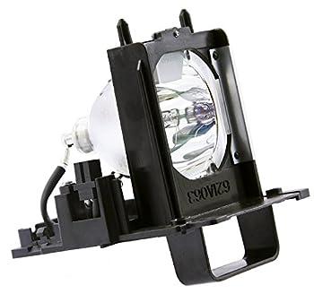 Boryli Mitsubishi 915B455011 TV Replacement Lamp with Housing