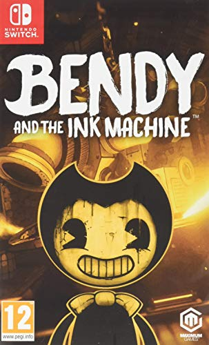 Bendy and the Ink Machine - Nintendo Switch [Importación francesa]
