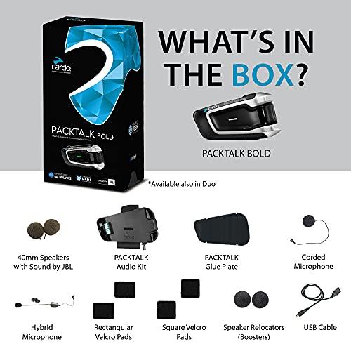 Cardo Packtalk Bold Dual Pack - 5