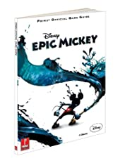 Disney Epic Mickey - Prima Official Game Guide de Mike Searle