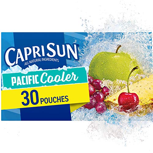 Capri Sun Pacific Cooler Ready-to-Drink Juice 30-Count Now $5.41